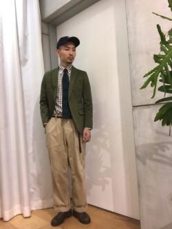 [URBAN RESEARCH Store ルクア大阪店][武連]
