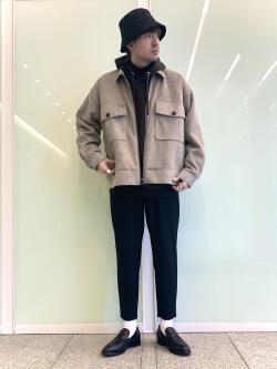 [SENSE OF PLACE 横浜コレットマーレ店][原田 涼太]