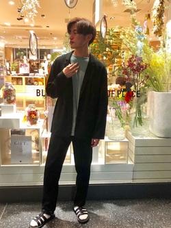 [SENSE OF PLACE グランフロント大阪店][渡 一生]