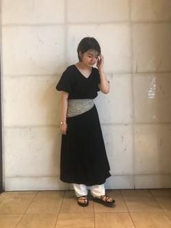 [URBAN RESEARCH Store ルクア大阪店][fukamura aoi]