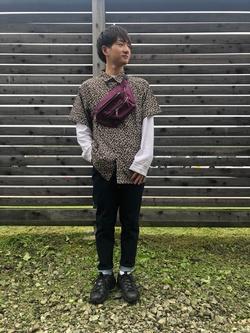 [warehouse 軽井沢・プリンスショッピングプラザ店][高山 拓貴]