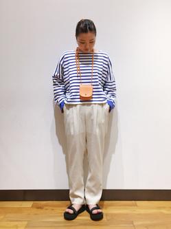 [URBAN RESEARCH 京阪モール店][ウエマツ アユミ]