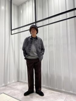 [URBAN RESEARCH iD 渋谷パルコ店][栗原 泰平]