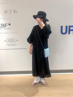 [URBAN RESEARCH Storeタカシマヤゲートタワーモール店][丹羽 友紀]
