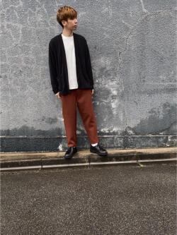 [warehouse 東大阪店][Kakyo Maruyama]